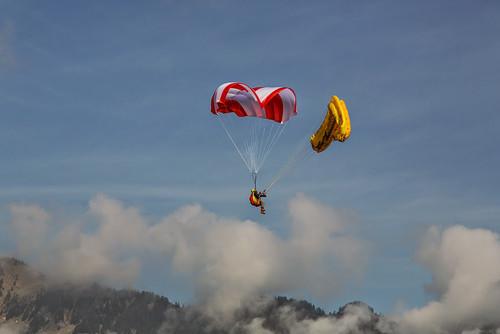 Parachute Beamer