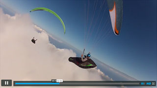 World Cup Series Parapente